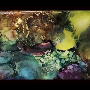 alcohol ink art rockford illinois